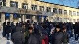 Азия: протесты в Караганде