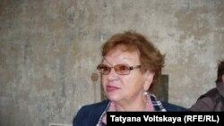 Директор музея-квартиры Анны Ахматовой Нина Попова