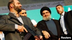 Hizbullahın lideri Seyid Həsən Nəsrullah