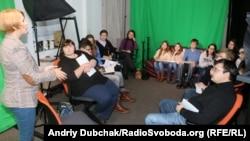 Радіо Свобода зібрало журналістів у мультимедійну школу