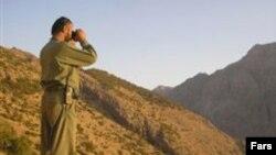 یک محیطبان ایرانی