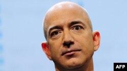 Джефф Безос, глава компании Amazon.com, новый владелец газеты The Washington Post
