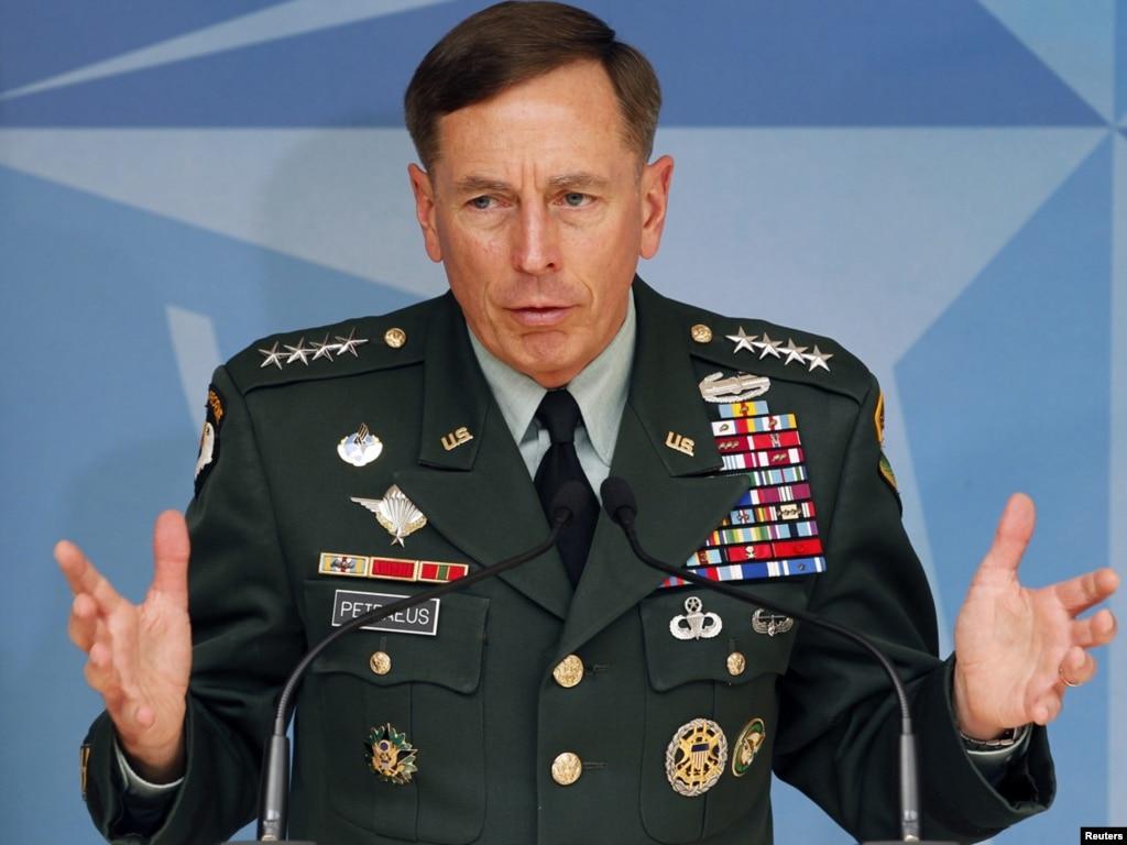 Petraeus Clarifies Rules To Avoid Civilian Casualties