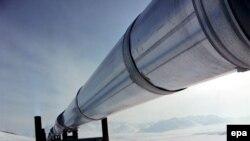 Нефтепровод через штат Аляска, США