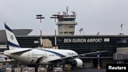 Israel's Ben Gurion Airport - File photo