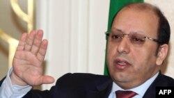 Заместитель министра иностранных дел Ливии Халед Каим