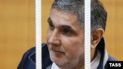 Захарий Калашов, криминальный авторитет, известный как Шакро Молодой.