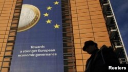 In effect, the new EU plan seeks to save the eurozone by transferring an unprecedented new measure of the member nations' sovereignty to Brussels.