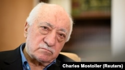 U.S.-based Turkish cleric Fethullah Gulen denies any involvement in the failed coup.