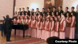 КФУ татар хоры