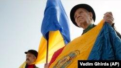 Румыниялык пенсионерлер.