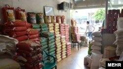 در سه ماهه اول سال ۲۰۲۰ ایران حدود ۷۰۰ هزار تن برنج باسماتی از هند وارد کردولی این رقم در سال جاری میلادی به شدت کاهش یافته است