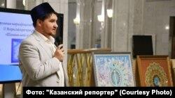 """Рустам Батров. Фото: """"Казанский репортер"""""""