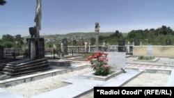 Бозор Собир будет похоронен на кладбище Лучоб