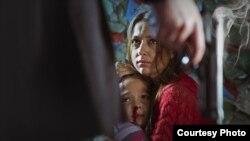 """""""Мәхәббәт - ул йөрәк эше - 2"""" фильмыннан күренеш"""