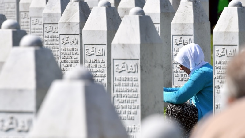 'Mothers Of Srebrenica' Sue Netherlands In European Court of Human Rights
