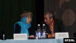 Фәүзия Бәйрәмова һәм Вахит Имамов