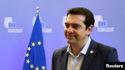 Greek Prime Minister Alexis Tsipras (file photo)