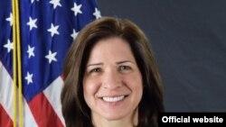 Новоименуваната амбасадорка на САД во земјава Кејт Брнс