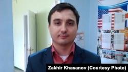 Заһир Хәсәнов