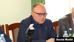 Lawyer Leonid Krikun (file photo)