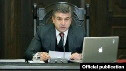 Կարեն Կարապետյանն այսօր կմեկնի Թբիլիսի