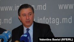 Zaza Mamulaishvili președintele Frontera Resources, la Chișinău