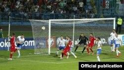Матч между сборными Италии и Армении, Палермо, 18 ноября 2019 г.