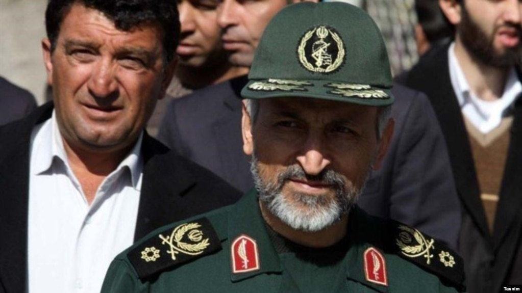 Brigadier General Mohammad Hejazi was appointed as Acting Commander of Qods Force on January 20, 2020. FILE photo