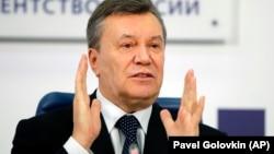 Віктор Янукович, архівне фото