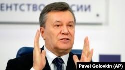 Суд визнав Януковича невинуватим у пособництві в посяганні на територіальну цілісність і недоторканність України