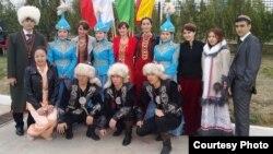 Gazagystandaky Türkmen talyplary