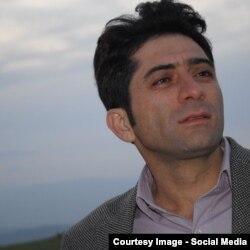 İran Azərbaycanlısı yazıçı Küyülü Səid Nəccari.