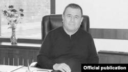 Аъзамхон Баҳромов.
