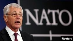 Chuck Hagel, Sekretar amerikan i mbrojtjes