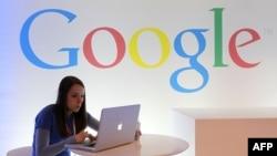 Сотрудница компании Google