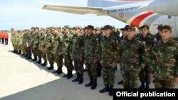 Азербайджанские миротворцы