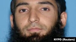 "Sayfullo Saipov's sister said her family was ""terrified"" at some point after his 2013 wedding to see him wearing a full beard. (file photo)"