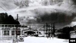 Nagasaki, gusht 1945.