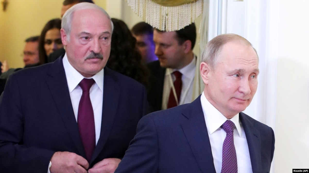 Лукашенко: «кому-то» в России очень хочется, чтобы была единая страна с Беларусью