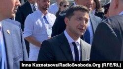 Президент України Володимир Зеленський, Київ, 24 серпня 2019 року