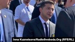 Президент Украины Володимир Зеленский