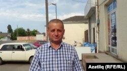 Elçin İbrahimli-Astara sakini