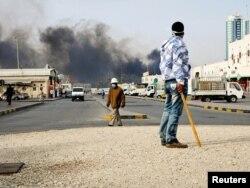 Protestanti u Bahreinu, maj 2011.