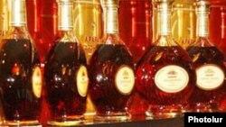 Armenia -- Armenian brandy bottles, undated