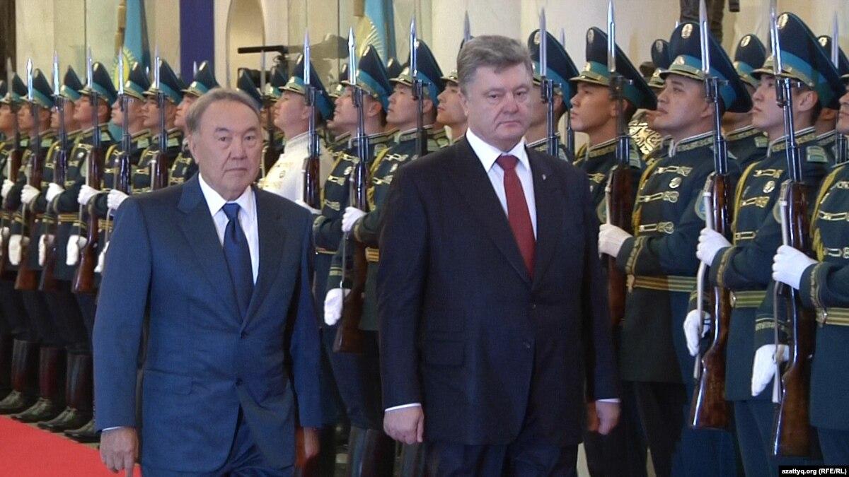Радио Свобода Daily: Назарбаев ушел в отставку – что он сказал про Украину и Россию за 30 лет?