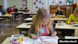 Пачатковая школа ў Фінляндыі