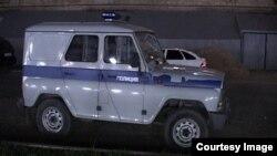 Դաղստան, ոստիկանության ավտոմեքենա, արխիվ