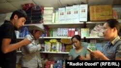 Китайцы в Таджикистане