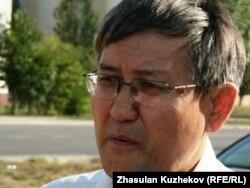 Галымжан Хасенов, руководитель пресс-службы комитета уголовно-исполнительной системы Казахстана.
